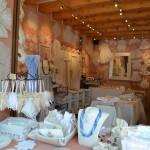 articoli in merletto di Burano